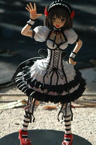 Suzumiya Haruhi Gothic Lolita