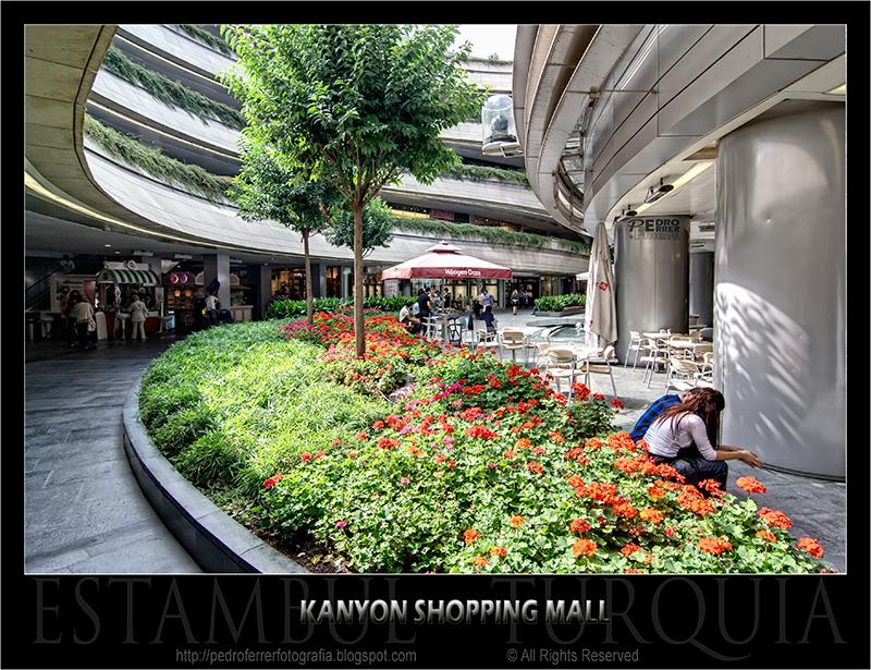 Centro Comercial Kanyon Estambul - 20