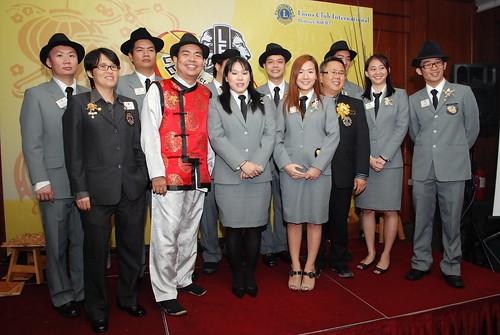 Leo Cabinet Officer 2009-2010