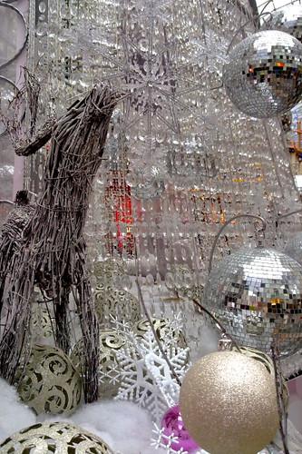 X'mas tree at Bugis Junction