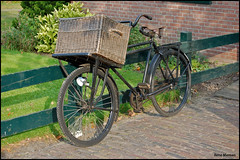 Bicycle (Rene Mensen) Tags: holland bicycle museum thenetherlands peat veen moor drenthe veenmuseum bargercompascuum