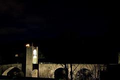 Besalu Puente 3 (spv4ever) Tags: fotos nocturnas besalú