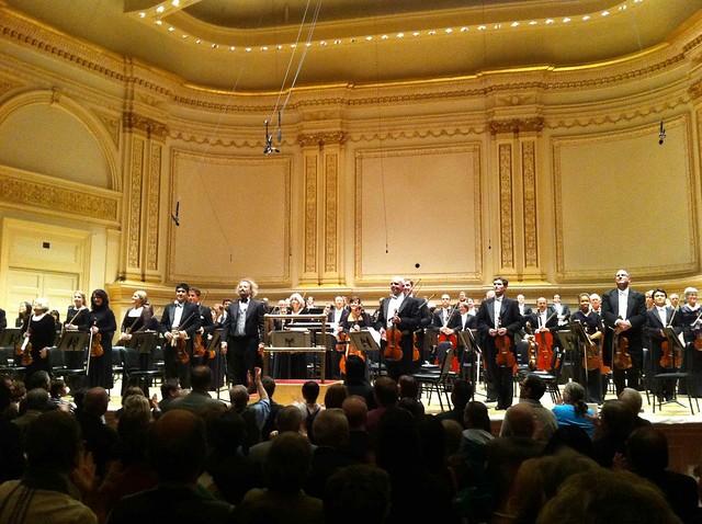 Oregon Symphony Orchestra ~ Carnegie Hall