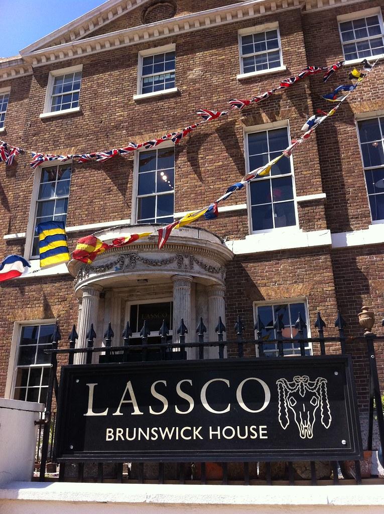 Lassco house