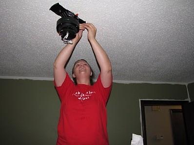 Karen ceiling fan 1