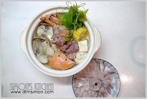德國豬腳海鮮鍋16