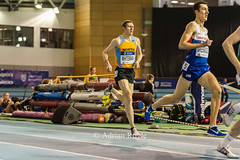 DSC_7317 (Adrian Royle) Tags: sheffield eis sport athletics track field action competition racing running sprinting jumping throwing britishathletics nikon indoor indoorathletics ukindoorathletics 2017