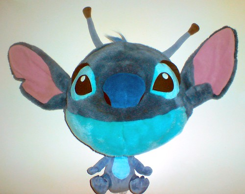 Giant headed Stitch