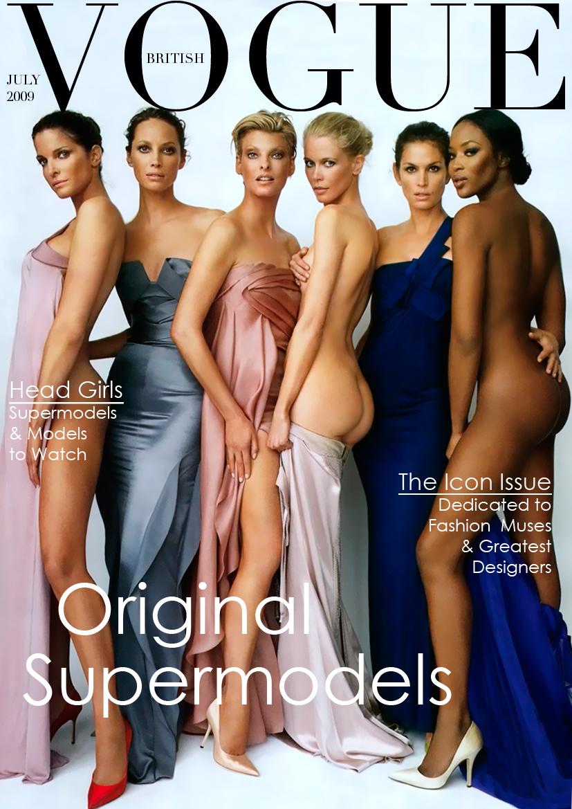 The vogue cover challenge please read the thread rules in post 1 page 122 the fashion spot