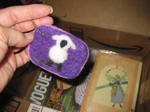 Knitter Chain Pull