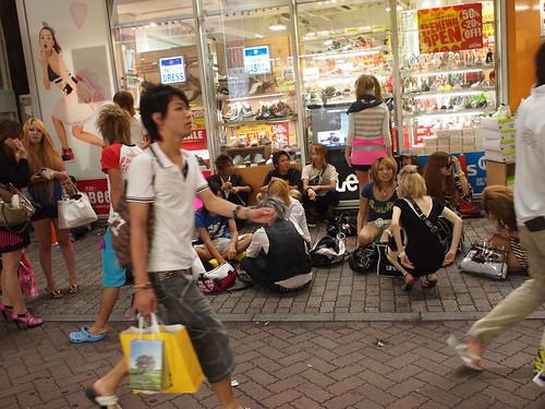 Shibuya teens