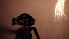 Wayang Kulit Performance: The Sacrifice of Bima. by Gustavo Thomas