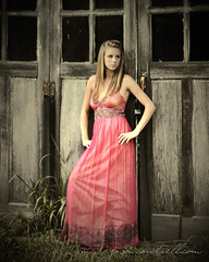 ms4 (Jason Cantrell) Tags: pictures door school ohio urban jason senior girl modern female barn vintage photography high weeds doors photographer dress picture retro highschool prom oh wilmington cl pp cantrell d90 jasoncantrell jascantrell