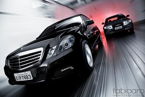 Revista Autoesporte Agosto/09 - Audi A6 3.0T vs Mercedes-Benz E350