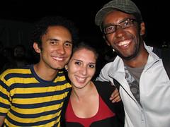 Tainan, Malu, Tildo (laconics) Tags: show brazil brasil concert saopaulo sp radiohead krafwerk justafest chacaradojockey