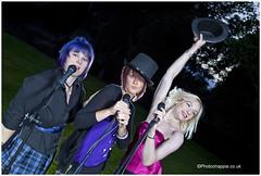 IMG_6225 - Entity (photochappie) Tags: girls swansea canon fun promo band cable microphone entity strobist 5dmkii