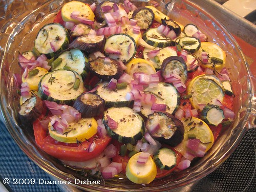 Better Bites: Dianne's Take On Ratatouille: Baked