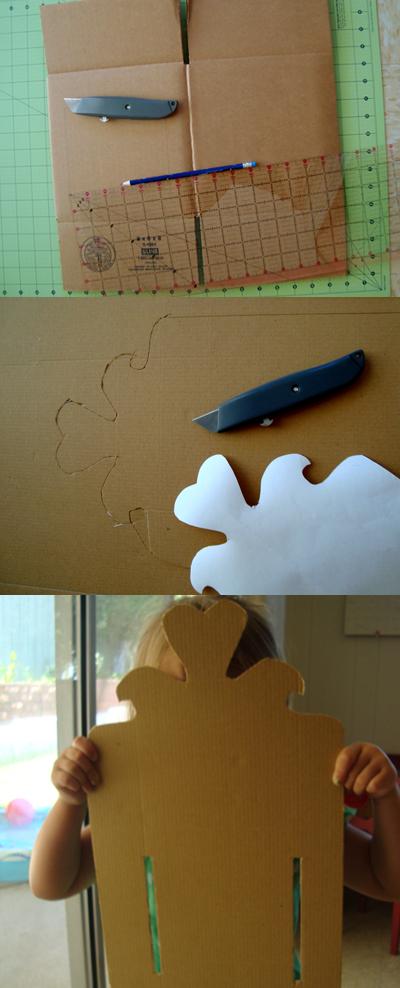 cardboardcutting