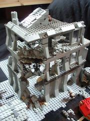 P8091630 (ElSakuro) Tags: lego zombie apocalypse fallout raider fallout3 pulowski brotherhoodofsteel protektron
