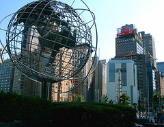 Trump International Hotel and Columbus Circle (Jim Lambert) Tags: nyc newyorkcity usa ny newyork cars architecture buildings us traffic unitedstates centralpark manhattan broadway statues tourists taxis pedestrians autos fountains columbuscircle timewarner centralparksouth 8thave cps 2009 sculptures sidewalks automobiles taxicabs cpw 456 8thavenue timewarnercenter sidewalksofnewyork centralparkwest eighthavenue centralparks eighthave w59thst yellowcabs trumpinternationalhotel 09022009 west59thstreet september2009 summer2009 w59thstreet september22009 2september2009