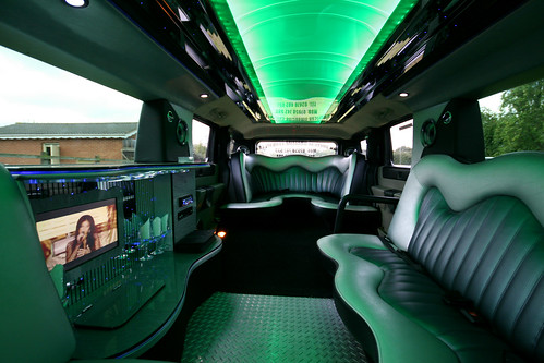 Hummer H2 Limo available for