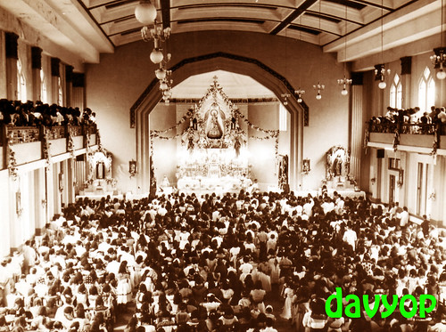 Our Lady of La Naval de Manila in UST Chapel by<br /> davyop.&#8221; width=&#8221;500&#8243; height=&#8221;373&#8243; /></strong><strong>from 1942 to 1954 in</strong></p> <div><img src=