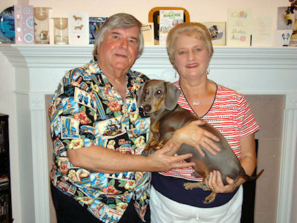 counseling dachshund