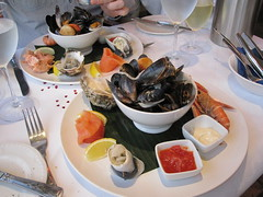 The Pierhouse Platter at The Pierhouse