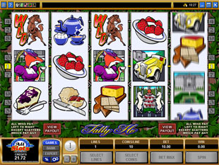 Tally Ho slot game online review