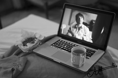(A.A.A) Tags: leica apple girl by photography tea random laptop blanket almonds hermes aaa gossip amna irresistible abdulaziz althani macbookpro leicam82
