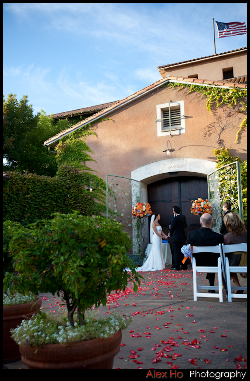 3952851764 479b5560c0 o Jes and Claudio Wedding at Viansa Winery