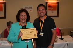 ALDC AGM Camapigner Awards 2009