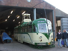 Old Blackpool Tram ( Claire ) Tags: suffolk tram blackpool lowestoft eatm carltoncolville eastangliatransportmuseum