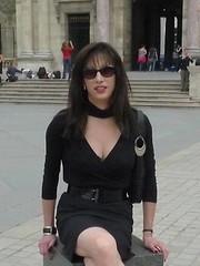 Paris-09-09-24-28 (french_lolita) Tags: black top skirt