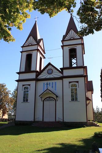 Aukštadvario Kristaus atsimainymo bažnyčia