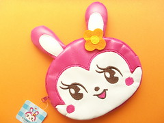 Kawaii Bunny Pink Small Pouch Cosmetic Case Cute Purse Japan (Kawaii Japan) Tags: pink cute rabbit bunny girl smile smiling fashion animal japan shop shopping bag asian happy japanese store nice pretty little embroidery small adorable style kitsch mini case cutie goods retro collection purse commercial pouch harajuku stuff kawaii fancy zipper accessories kitschy lovely cuteness goodies changepurse cosmetic zakka coinpurse coincase japanesestore cawaii japaneseshop kawaiigoods bagsandpurses fancyshop kawaiistuff kawaiishopping kawaiigoodies kawaiijapan kawaiistore kawaiishop japanesekawaii kawaiishopjapan