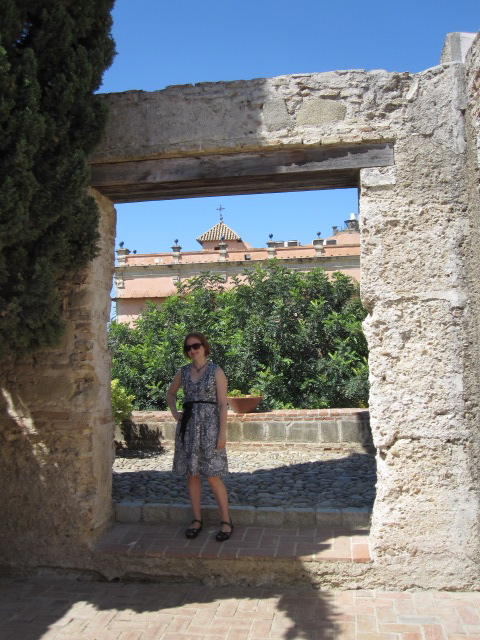 Trena at the Alcazar, Jerez