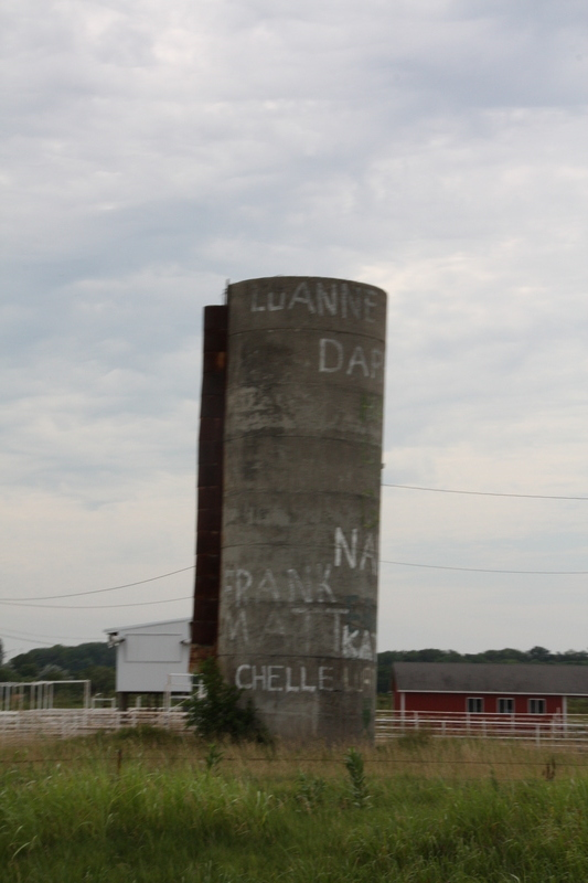 Tower With Names