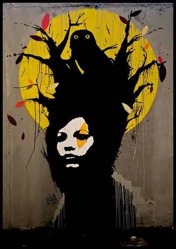 art stencil