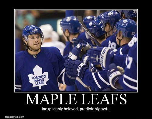 Leafs Motivation