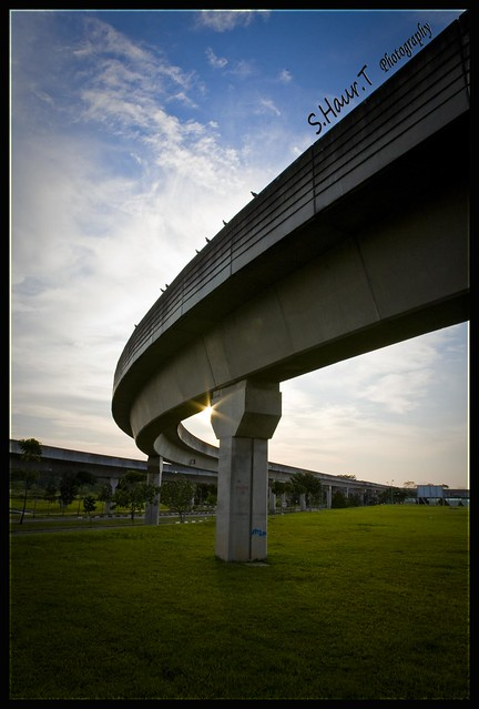 Lane to the future