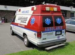 Danbury Ambulance - 10 (lemoncat1) Tags: ambulance paramedic ems emt lifesupport emergencymedicaltechnician advancedlifesupport emergencymedicalservice flycar