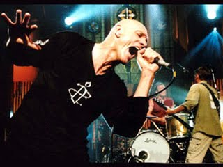 Peter Garrett and Midnight Oil