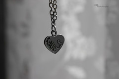 Little Sis  (Ms.Perfect `{Offline}) Tags: lighting bw photography october little bokeh calm 17 sis  neckless msperfect of