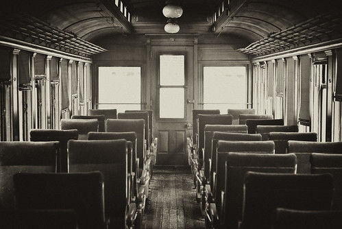 Passenger Car by gcmandrake