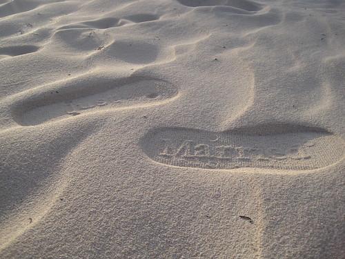 Sugary Sandscript