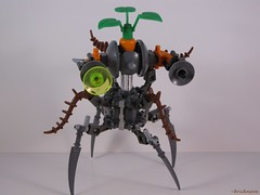 Mutant Pumpkin Hardsuit!