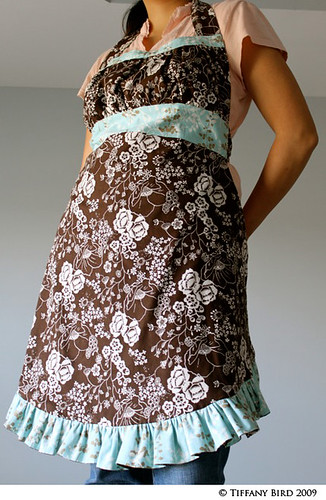 reverse apron brown 1