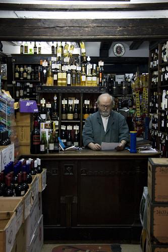 Tienda de licores by code.es