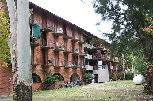 University Hall, JCU
